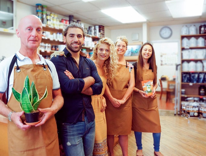 Meet the team at The Herbalists in Doncaster